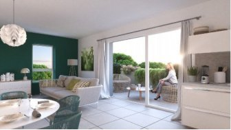 Programme immobilier neuf Les Lodges Saint Roch Montpellier