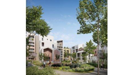 Programme immobilier loi Pinel Le Bassin Mariane à Montpellier