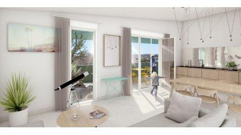 Programme immobilier neuf Le Renouveau d'Alco à Montpellier