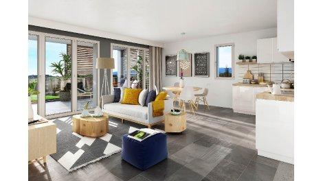 Programme immobilier loi Pinel Villeneuve Verde à Villeneuve-lès-Maguelone
