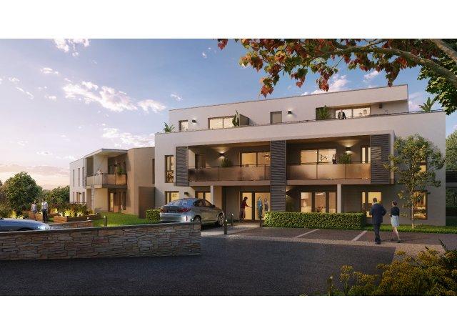 Programme immobilier neuf L'Éloge à Charbonnières-les-Bains