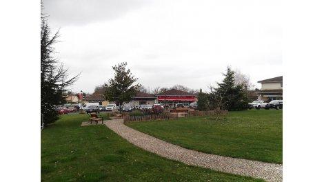 Programme immobilier loi Pinel Carignan-de-Bordeaux à Carignan-de-Bordeaux