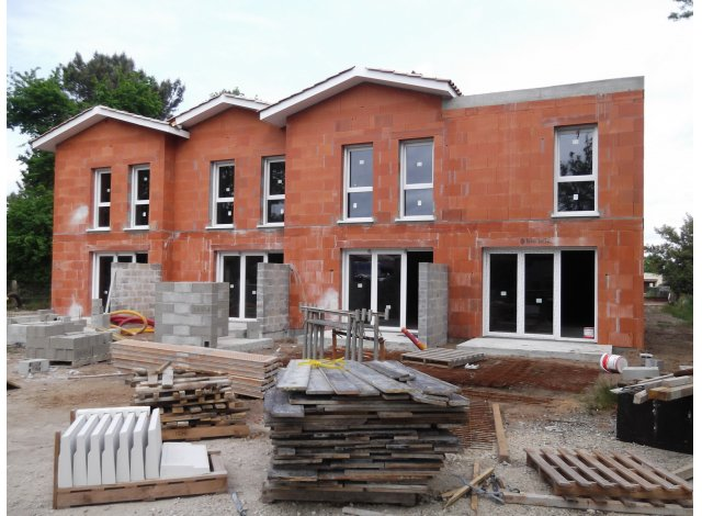 Programme immobilier loi Pinel Saint Medard en Jalles à Saint-Médard-en-Jalles