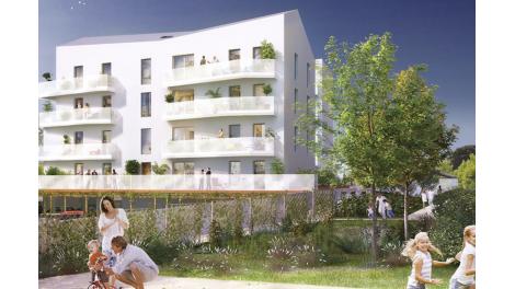 Programme immobilier loi Pinel Le Havre - Secteur Docks Vauban (lhc09) à Le Havre