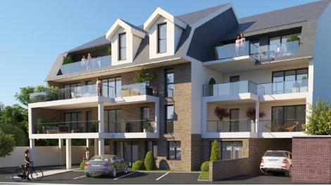 Programme immobilier loi Pinel Mesnil Esnard Mairie à Le Mesnil-Esnard