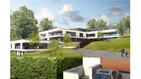 Programme immobilier loi Pinel Mont Saint Aignan - Mont des Cèdres à Mont-Saint-Aignan