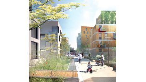 Éco habitat éco-habitat Rouen - Eco Quartier Docks à Rouen