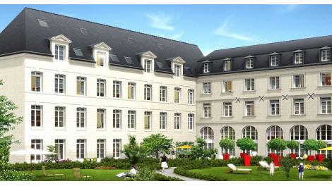 Programme immobilier loi Pinel Residence Bellefonds - Rcd 11 à Rouen