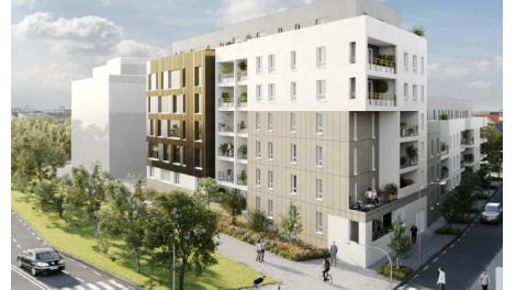 Programme immobilier loi Pinel Rouen - Rcg 27 à Rouen