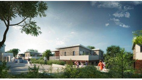 Programme immobilier neuf Rouen - Rcd 45 - Ilot des Broches à Rouen