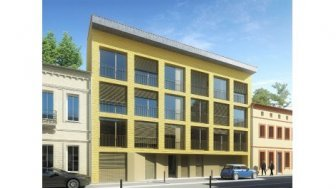 Programme immobilier neuf Le Constant Toulouse
