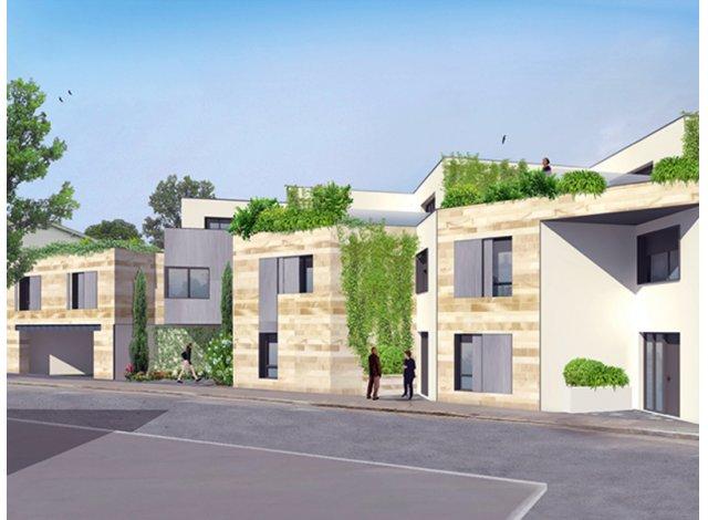 Programme immobilier loi Pinel Bordeaux C4 à Bordeaux