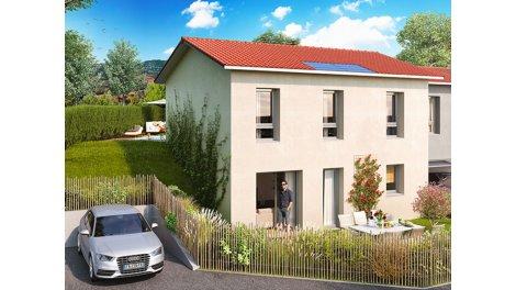 immobilier basse consommation à Vaugneray