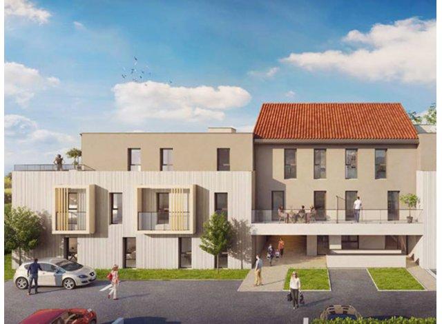 Programme immobilier loi Pinel Ornex C1 à Ornex