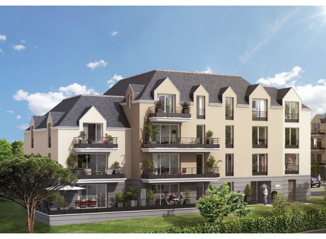 Programme immobilier loi Pinel Montbazon C1 à Montbazon