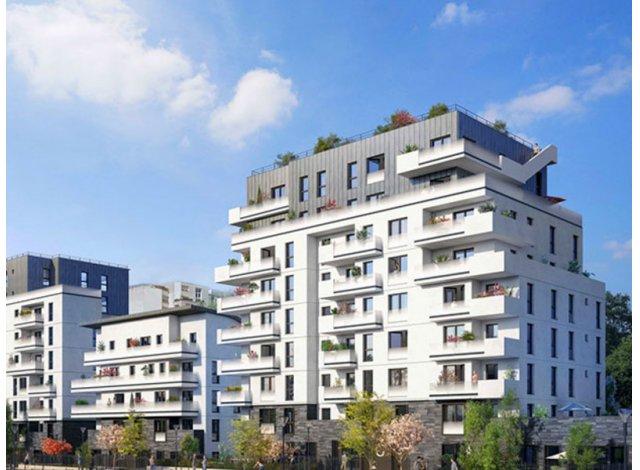 Boulogne-Billancourt C1 logement écologique