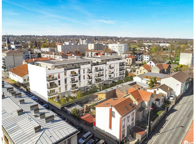 Programme immobilier loi Pinel Montmagny C1 à Montmagny