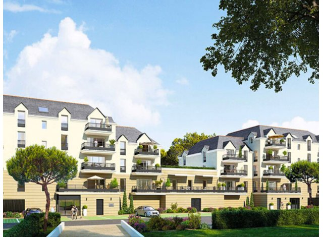 Programme immobilier loi Pinel Montbazon C2 à Montbazon