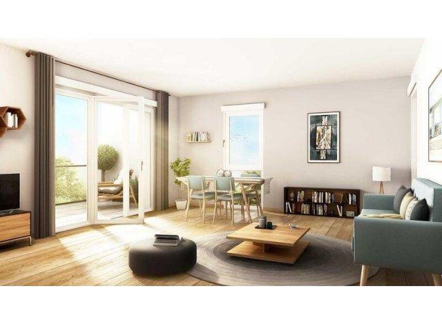 Programme immobilier loi Pinel Villenave-d'Ornon C3 à Villenave-d'Ornon