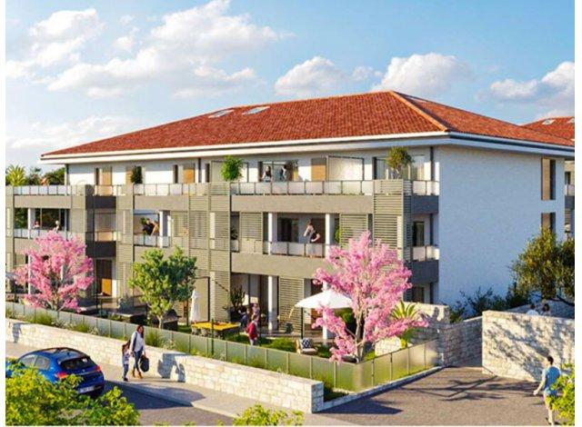 Programme immobilier loi Pinel Propriano C1 à Propriano