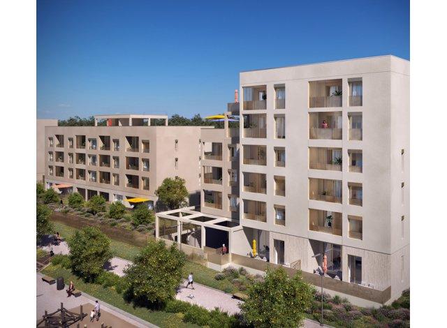 Programme immobilier loi Pinel Trevoux C1 à Trevoux