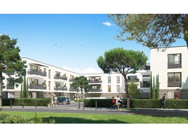 Programme immobilier loi Pinel Pringy C1 à Pringy