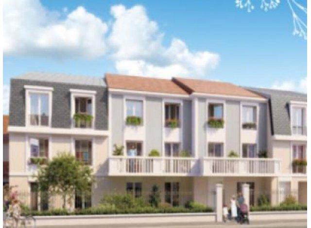 Programme immobilier loi Pinel Antony C1 à Antony