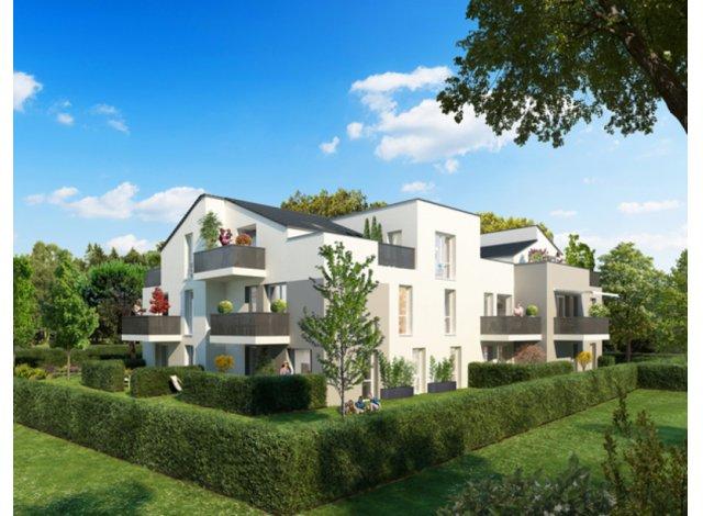 Programme immobilier loi Pinel Boigny-sur-Bionne C1 à Boigny-sur-Bionne