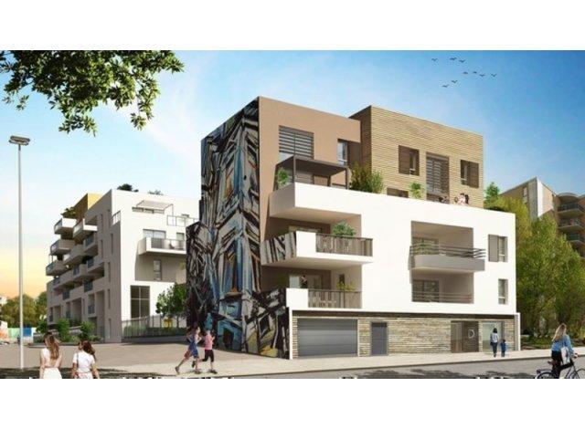 Investissement programme Pinel Montpellier C2