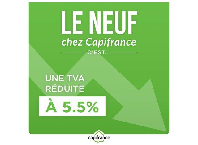 Investissement loi Pinel neuf Montpellier