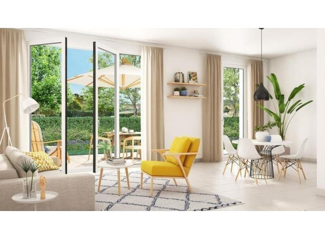 Programme immobilier loi Pinel Vaires-sur-Marne C1 à Vaires-sur-Marne