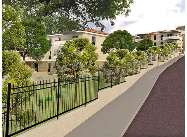Programme immobilier loi Pinel Grasse C1 à Grasse
