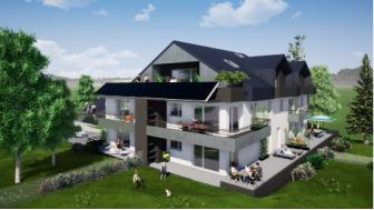 Programme immobilier neuf Le Domaine des Demoiselles Mouxy