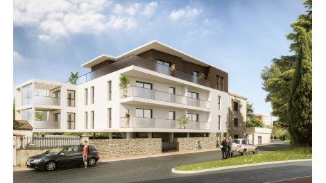 Programme immobilier loi Pinel Le Cedre à Montpellier