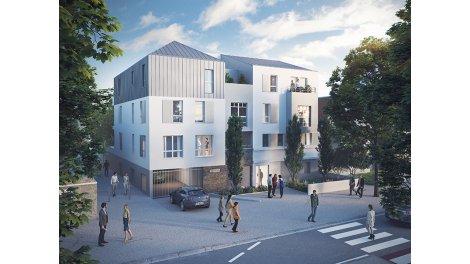 Écohabitat immobilier neuf éco-habitat Résidence Villa Dahlia
