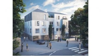 Programme immobilier neuf Résidence Villa Dahlia Nantes