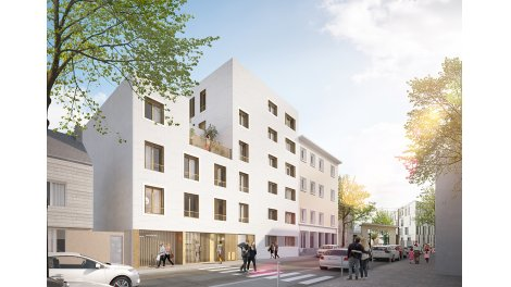 Programme immobilier neuf Stella à Nantes