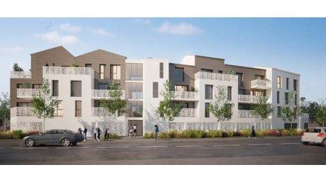 Appartement neuf Le Carré Silva éco-habitat à Saint-Herblain