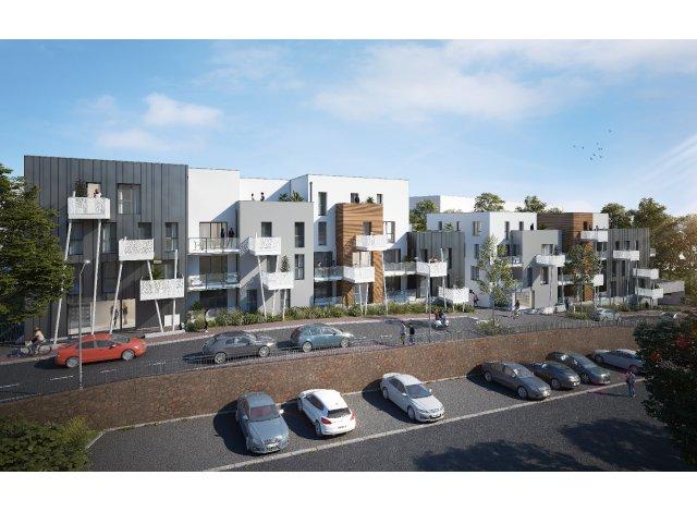 Programme immobilier loi Pinel Volta à Saint-Herblain