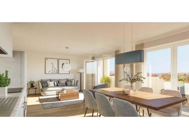 Programme immobilier loi Pinel Cannes Bas de Carnot à Cannes