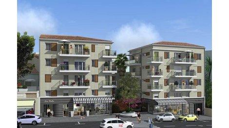 Programme immobilier loi Pinel Le Cannet Carnot 39638 à Le Cannet