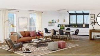 Éco habitat neuf à Paris 17ème