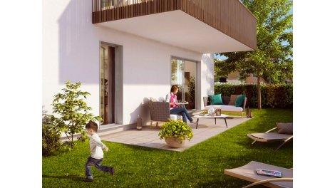 Programme immobilier loi Pinel Toulon O2 à Toulon