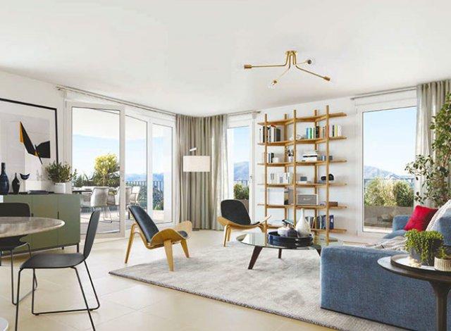 Programme immobilier loi Pinel Nice Riquier à Nice