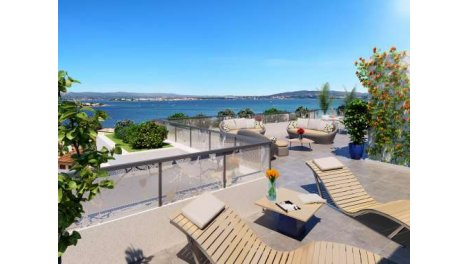 Programme immobilier loi Pinel Sanary O à Sanary-sur-Mer