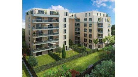 Programme immobilier loi Pinel Antibes Juan les Pins 44167 à Antibes