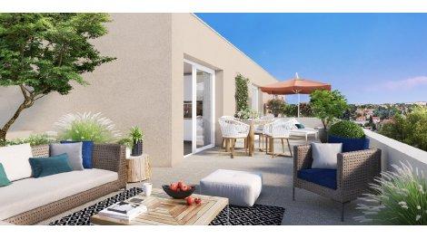 Programme immobilier loi Pinel Le Lavandou O2 à Le Lavandou