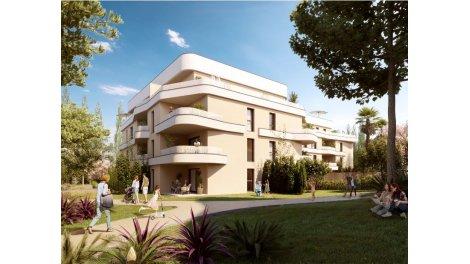 Programme immobilier loi Pinel Le Parc de la Presqu'Île à Saint-Mandrier-sur-Mer