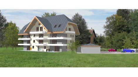 Éco habitat éco-habitat Résidence Althéa à La Bridoire