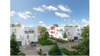 Eco habitat programme Les Résidences d'Herios Caen